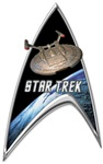 StarTrek Command Silver Signia Enterprise NX-01