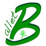 Ballet Handwritten Green