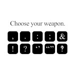Choose Your Weapon (Punctuation)