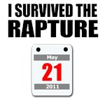 I Survived The Rapture - 21st May 2011