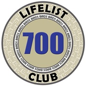 Lifelist Club Badge - 700