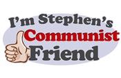Stephen's Communist Friend