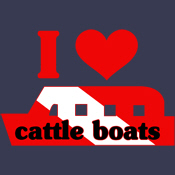 I Love Cattle Boats