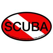 SCUBA Oval