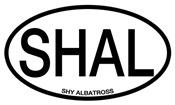 SHAL Shy Albatross Alpha Code