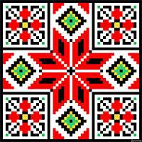 Ukrainian Folk Design 3
