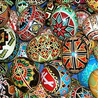 Pysanky Images [multiple images]