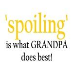 SPOILING (grandpa)