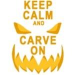 Keep Calm Carve On