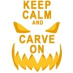 Keep Calm Carve On