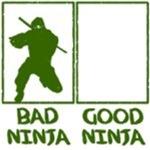 Bad Ninja Good Ninja