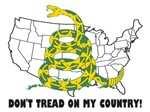Don't Tread on my Country