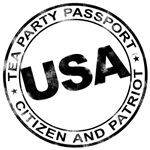 Tea Party Passport