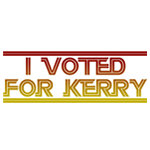 I Voted For Kerry