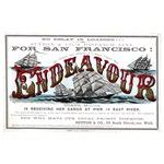 19th Century Clipper Ship Sailings