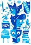 Michael Slack - Blue Guys