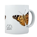 Big Butterflies! (small mugs)