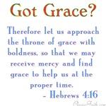 Got Grace?