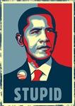 Obama - STUPID