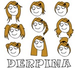 Derpina's Hairstyles