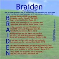 Braiden