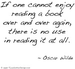 Wilde on Reading