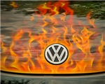 VW On Fire