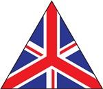 Triangular Union Jack