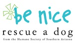 Be Nice- rescue a dog