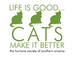 Life is Good- Cats Better