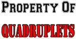 Property of  QUADRUPLETS