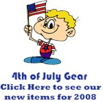 4th of July Gear