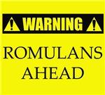 WARNING: Romulans Ahead
