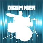 Music Wave Drummer