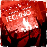 Techno Music Live Concert