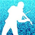 Music Tune Violinist