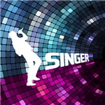 f Music Beat Singer