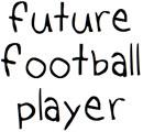 future football player