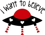 I Want To Believe ...in love
