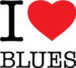 I LOVE BLUES