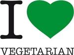 I LOVE VEGETARIAN