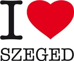 I LOVE SZEGED