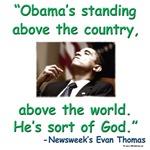 Obama Above