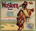 Western Brand Yakima Valley Fruit