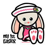 1st Easter Bunny