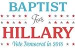 Baptist for Hillary