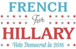 French for Hillary