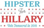 Hipster for Hillary