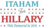 Itaham for Hillary