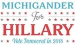 Michigander for Hillary